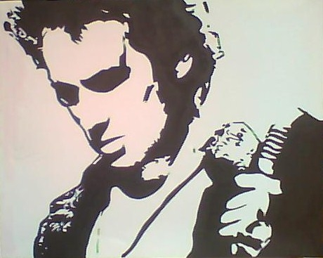 Jeff Buckley by IVYontheWALL